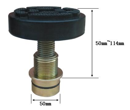 Rubber Pad Assy-A-B