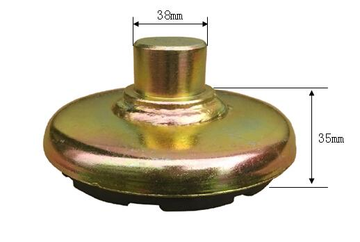Rubber Pad Assy.-2