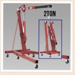 Engine Crane 2 Tonne Folding